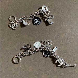 Chanel bracelets/cufflings